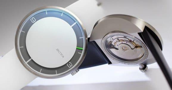 Botta-Design: Nova Automatik