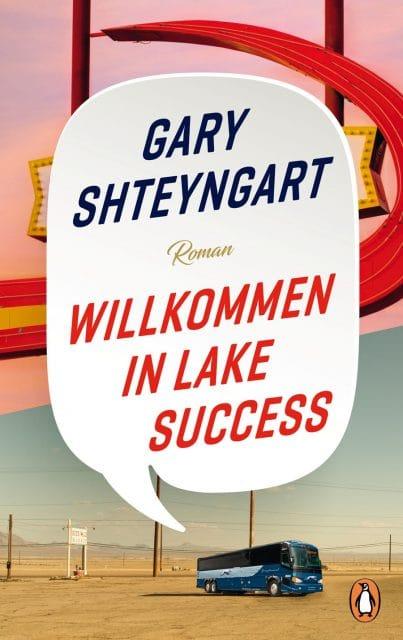 Der große Uhrenroman 2019: Gary Shteyngart, Willkommen in Lake Success