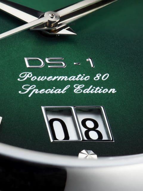 Certina: DS-1 Big Date 60th Anniversary mit Großdatum bei sechs Uhr
