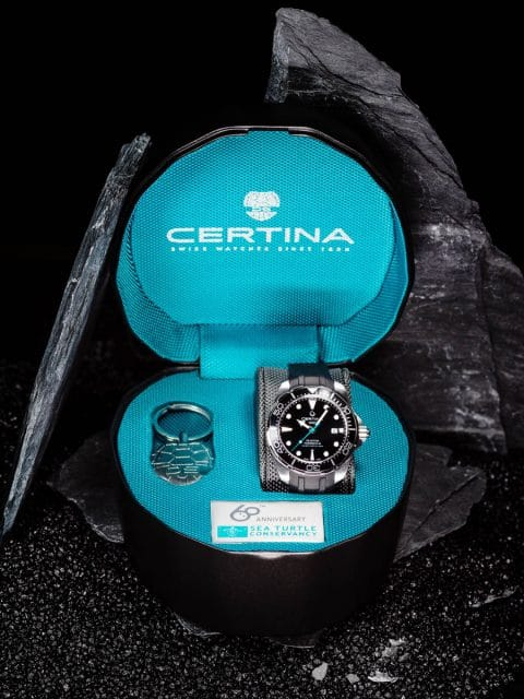 Certina: DS Action Diver Powermatic 80