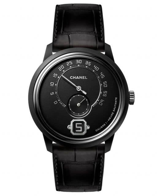 Chanel: Monsieur de Chanel Edition Noire