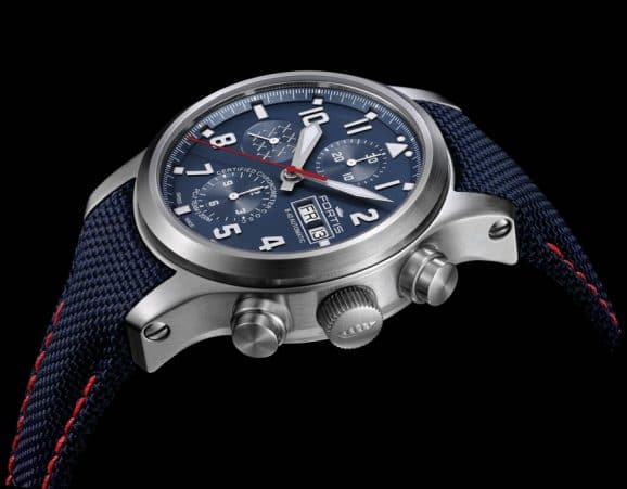 Fortis: PC-7 Team Chronograph Aeromaster