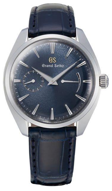 Grand Seiko: Elegance SBGK005 mit blauem Zifferblatt