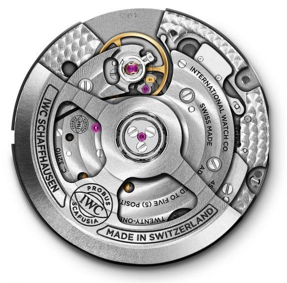 IWC: Neues Manufakturkaliber 32110