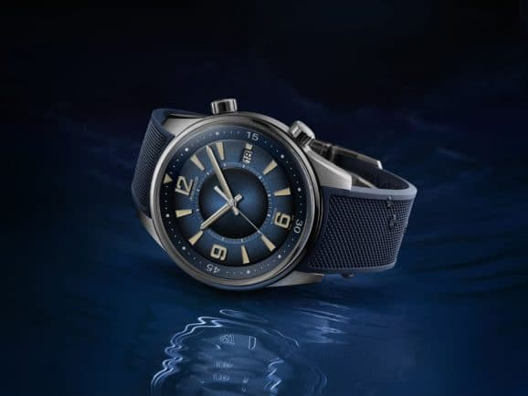 Jaeger-LeCoultre: Polaris Date Limited Edition