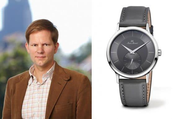 Chronos-Redakteur Jens Koch findet die Jean Marcel Tantum 313 Watchtime sehr gelungen