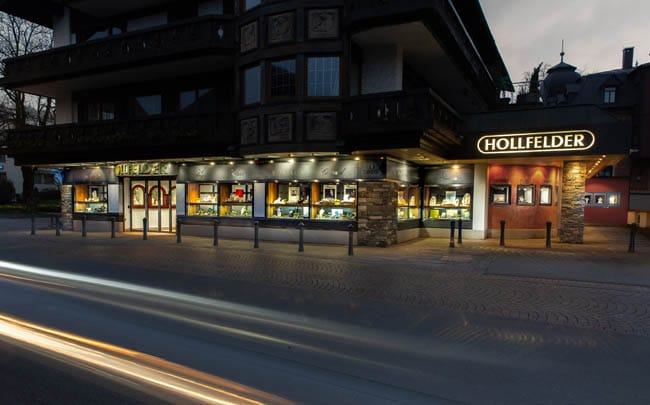 Juwelier Hollfelder: Oberstaufen