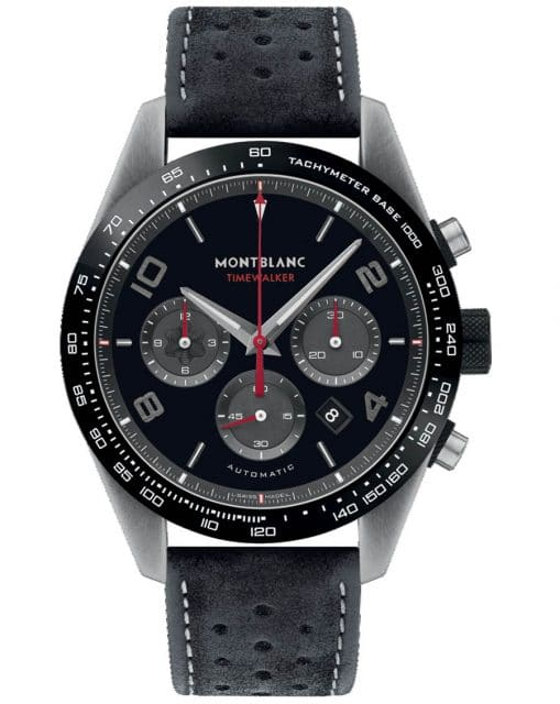 Montblanc: TimeWalker Manufacture Chronograph Limited Edition