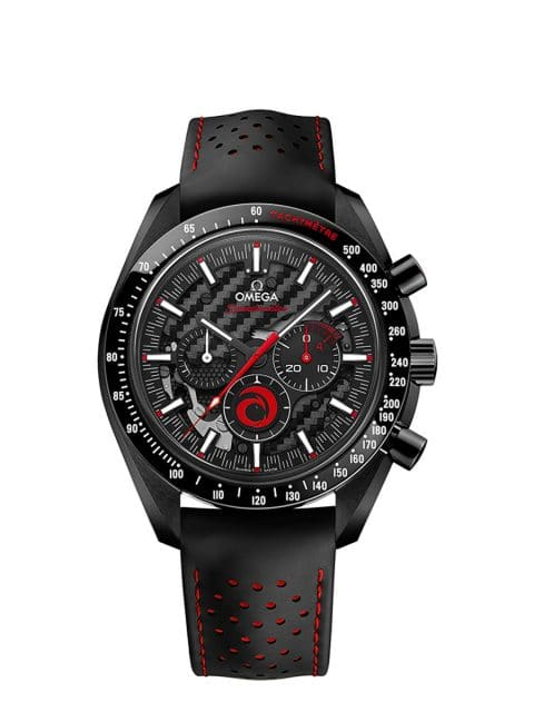 Omega: Speedmaster Dark Side of the Moon Alinghi