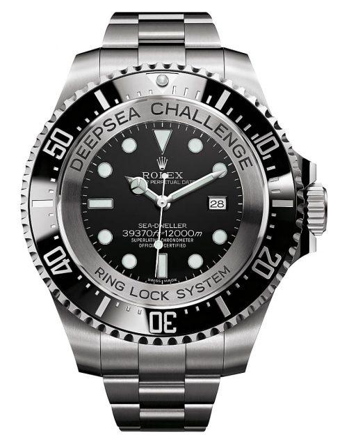 Rolex: Deepsea Challenge