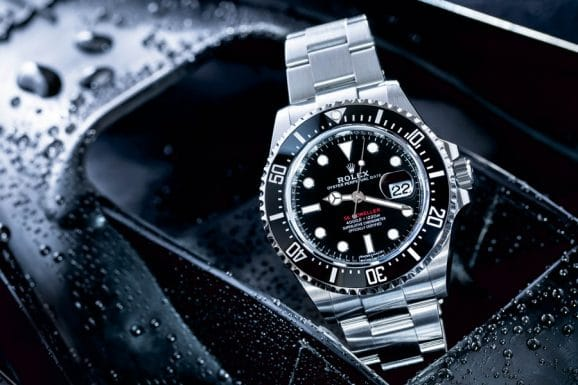 Rolex: Oyster Perpetual Date Sea Dweller