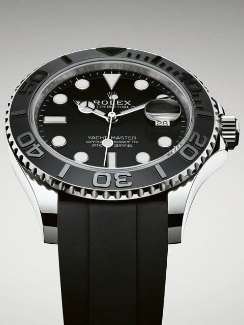 Rolex: Oyster Perpetual Yacht-Master 42