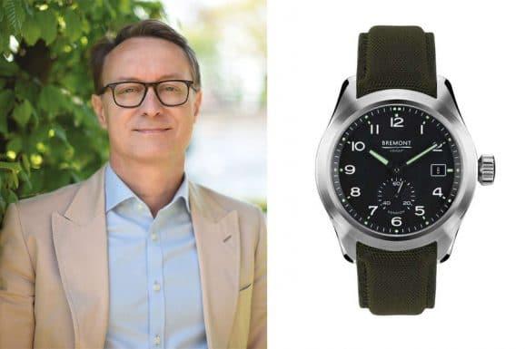 Favorit schlichte Uhren von Holger Christmann: Bremont Broadsword
