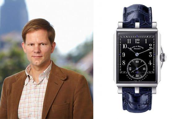 Favorit schlichte Uhren von Jens Koch: Lang & Heyne Georg