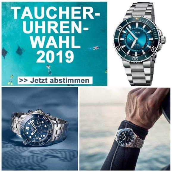 Taucheruhren-Wahl 2019