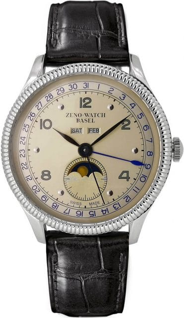 Zeno-Watch Basel: Basel Edition 2019 Full Calendar