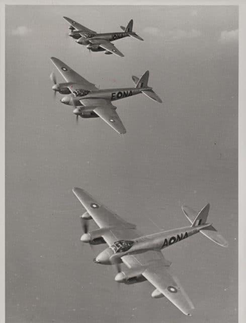 Vielseitiger Kampfflieger: die de Havilland Mosquito