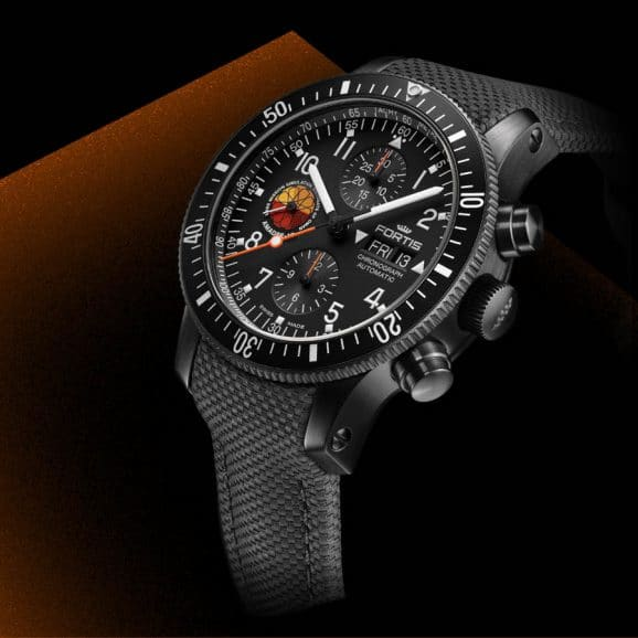 Fortis: Official Cosmonauts Amadee 18