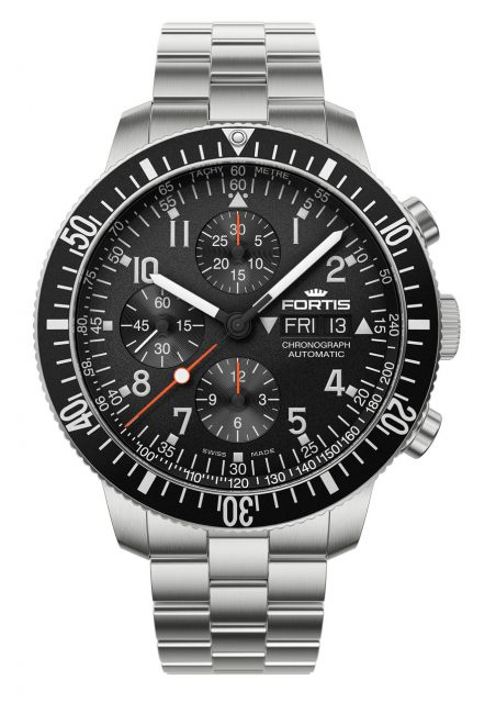 Fortis: Official Cosmonauts Chronograph