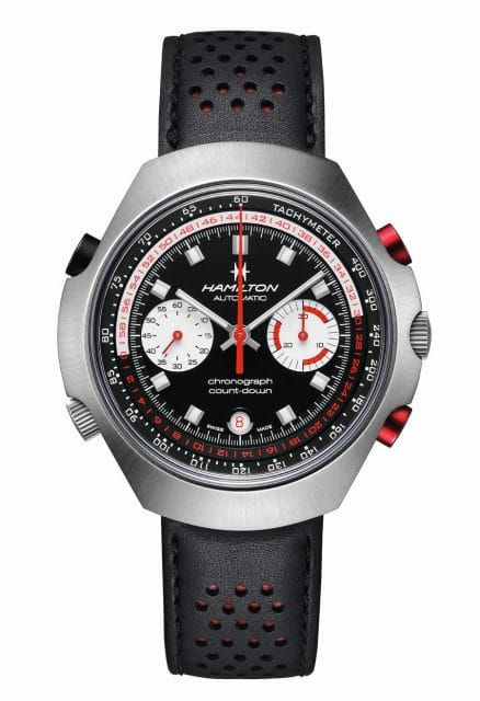 Hamilton: Chrono-Matic 50