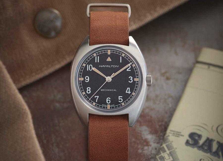 Hamilton: Khaki Pilot Pioneer Mechanical