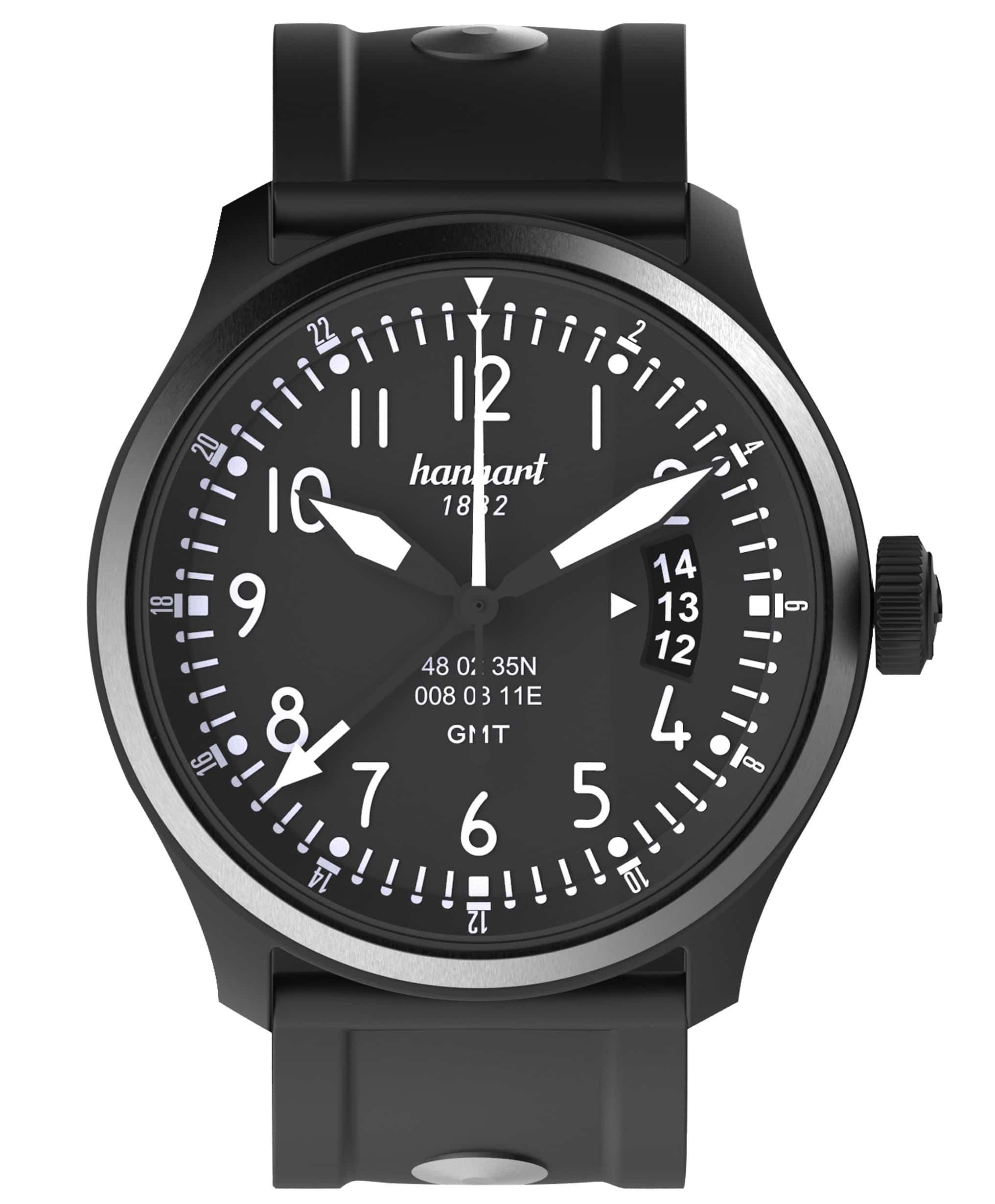 Hanhart S 105 OE GMT