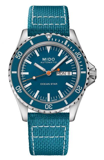Jubiläumsedition zum 75. Geburtstag der Mido Ocean Star: die Mido Ocean Star Tribute.