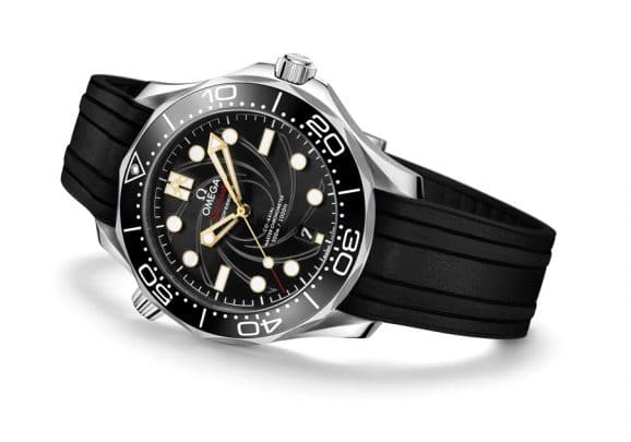 Omega: Seamaster Diver 300M James Bond Limited Edition