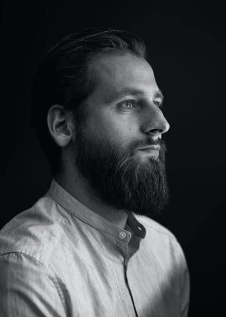 Oris-Designer Lukas Bühlmann