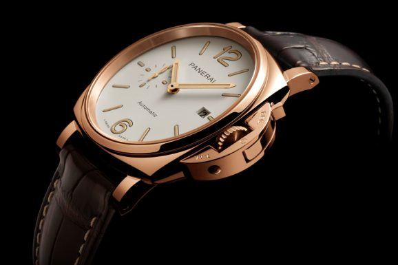 Panerai: Luminor Due Goldtech PAM01042