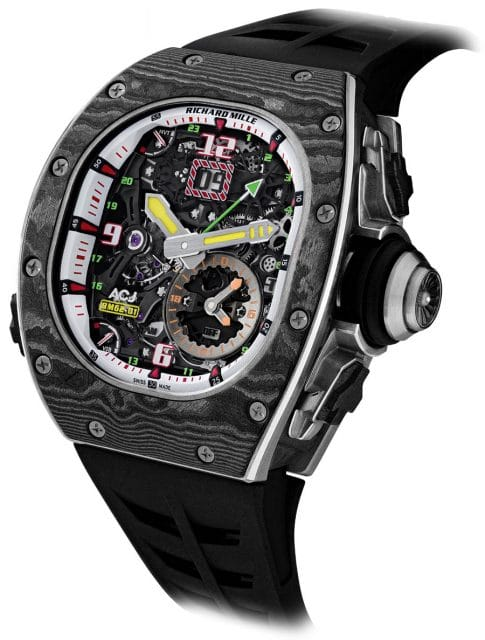 Richard Mille RM 62-01 Tourbillon Vibrationsalarm ACJ