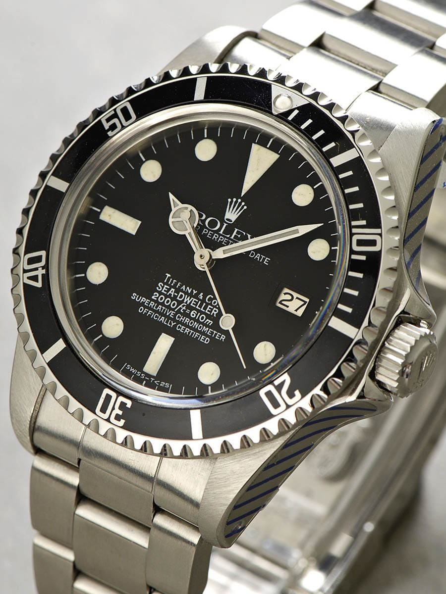 Rolex: Oyster Perpetual Date Sea-Dweller von 1983