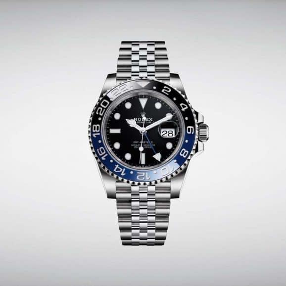 Inbegriff der begehrten mechanischen Uhr: Oyster Perpetual GMT-Master II.