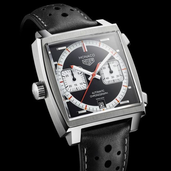 TAG Heuer: Monaco 1999-2009 Limited Edition