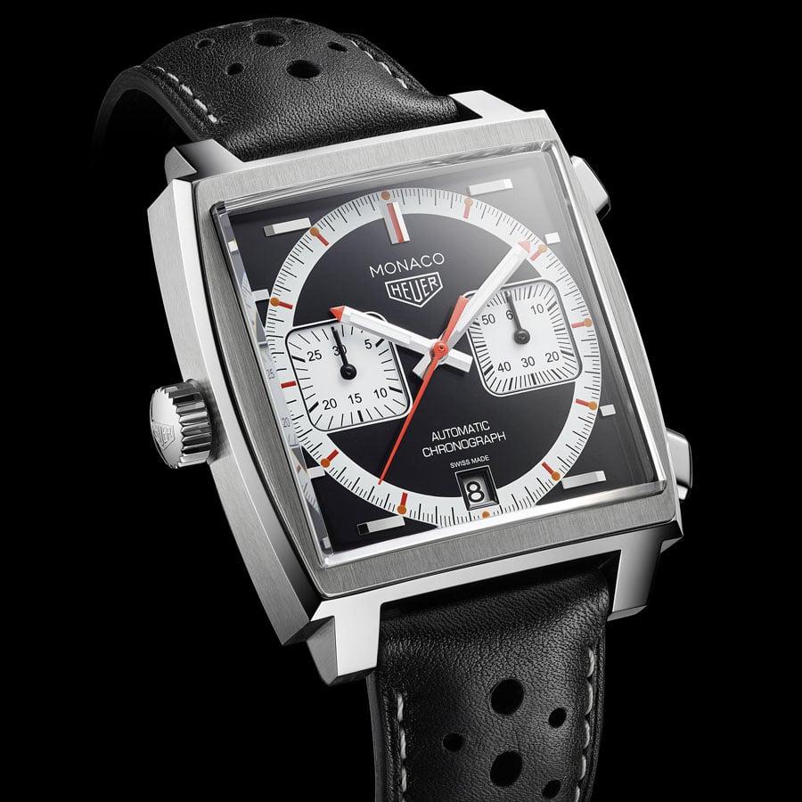 TAG Heuer: Monaco 1999-2009 Limited Edition