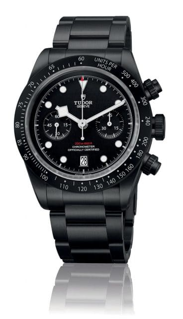 Tudor: Black Bay Chrono Dark