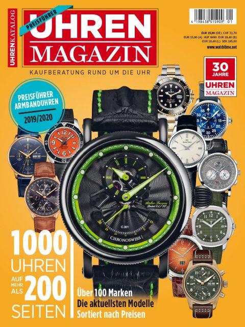 UHREN-MAGAZIN-Preisführer 2019/2020