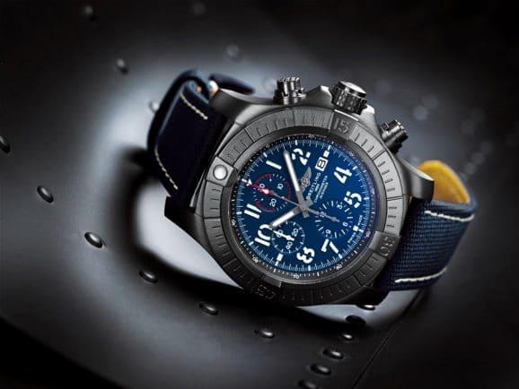 Breitling: Super Avenger Chronograph 48 Night Mission