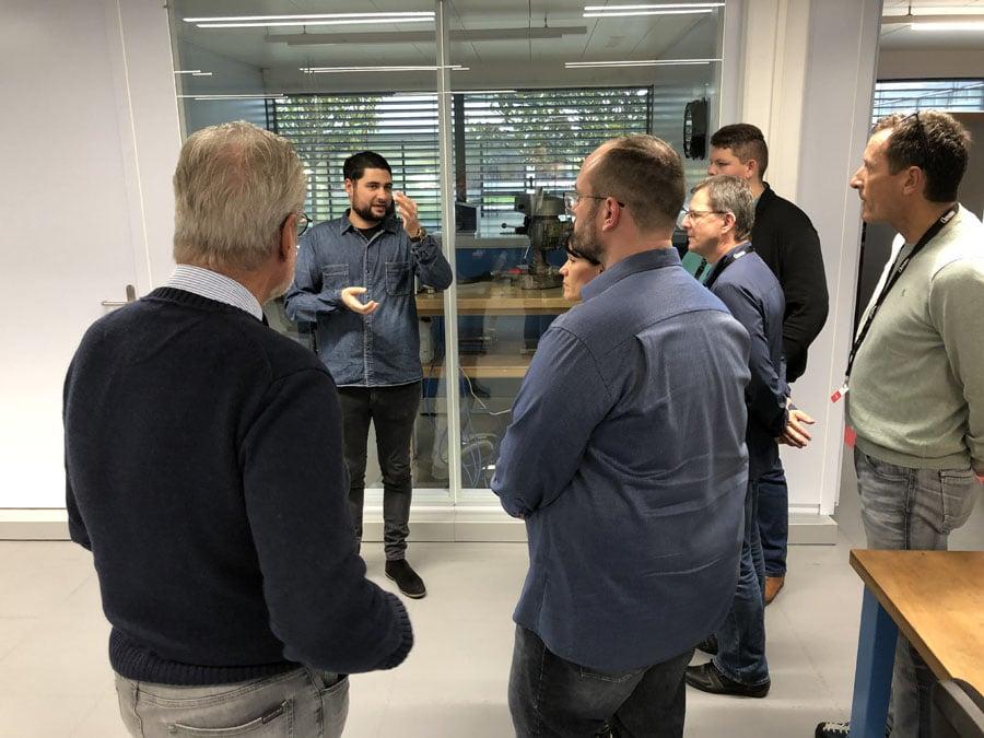 Chronos-Leserreise Genf 2019: RJ-CEO Marco Tedeschi führt uns durch die Manufaktur