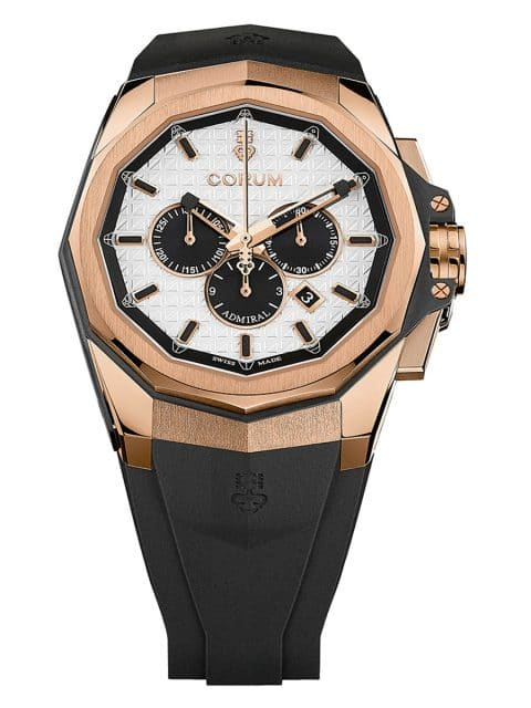 Corum: Admiral AC-One 45 Chronograph in Roségold
