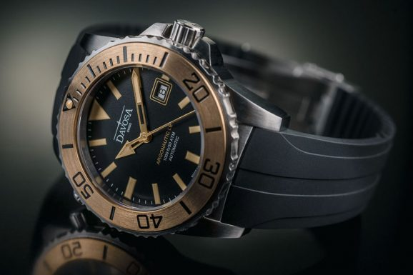 Davosa: Argonautic Bronze TT Limited Edition