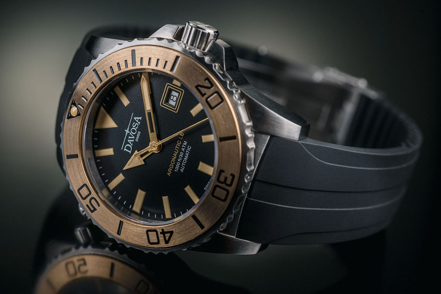 Davosa: Argonautic Bronze TT Limited Edition