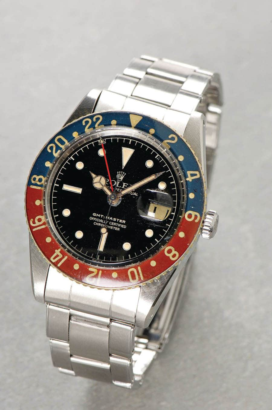 Rolex: Oyster Perpetual GMT Master