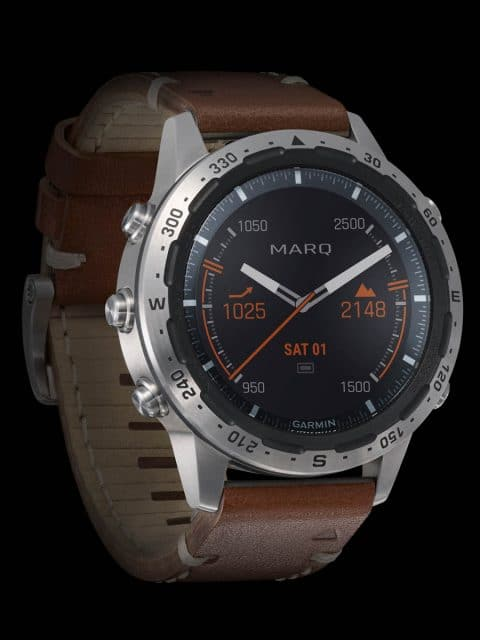 Garmin: Marq Adventurer