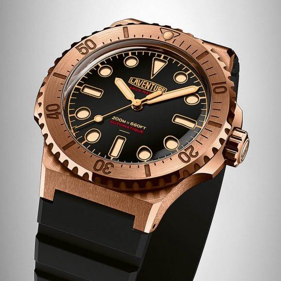 Laventure: Sous-Marine Bronze Black