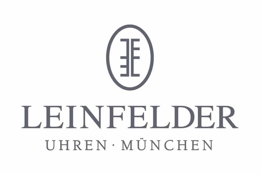 Logo Leinfelder Uhren München