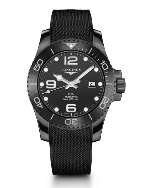 Longines: HydroConquest All Black