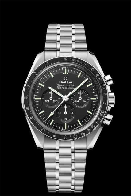 Omega: Speedmaster Moonwatch Professional Co-Axial Master Chronometer Chronograph 42 mm, Referenz 310.30.42.50.01.002