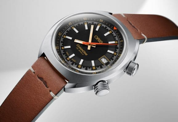 Oris: Chronoris Movember Edition
