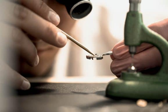 Oris: Watchmaking
